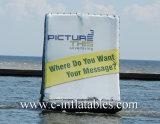 Het opblaasbare Aanplakbord van /Display van het Aanplakbord van het Water
