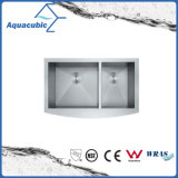 Dispersore di cucina classico del grembiule dell'acciaio inossidabile (AS3321)