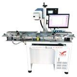 二酸化炭素レーザーのタイプオンザフライ式レーザーのマーキングシステム機械