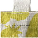 Bolso de mano modificado para requisitos particulares de calidad superior del algodón (HBG-006)