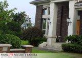 Appareil-photo solaire DVR de la lumière PIR de garantie à la maison de lumière de jardin de HD 720p