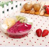 disposible напольная портативная упаковывая пластичная коробка плодоовощ