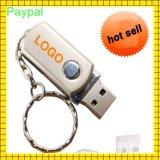 주문 회전대 USB 펜 드라이브 4GB 16GB 1GB USB 섬광 드라이브 (GC-001)