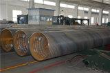 Tubulação de aço revestida do leste de Weifang API 5L 3lpe SSAW
