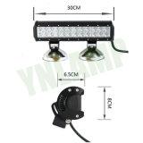 barre tous terrains d'éclairage LED de lampe de travail du CREE DEL de 13.5inch 72W
