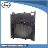 K12g351d: Radiador de aluminio del agua para el motor diesel