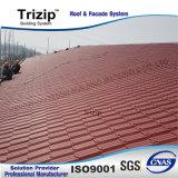 Folha do telhado do metal da alta qualidade para o edifício
