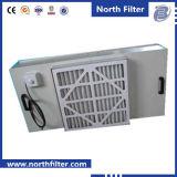 空気浄化のためのファンフィルターユニット