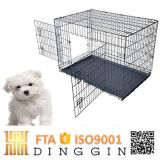 金網犬の犬小屋犬のアパート