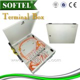 2016 venta caliente FTTH cuadro Terminal caja de terminales de fibra