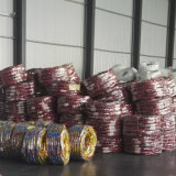 Gute Qualität, Reifen 275-17, 250-17 des lange Lebensdauer ISO-Nylonmotorrad-6pr