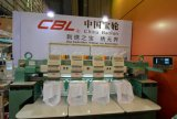 ISO-neue Entwurfs-Schutzkappe computergesteuerte Stickerei mit SGS-Qualität