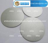 dischi rotondi del molibdeno Polished di spessore di 1.6mm