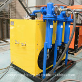 macchina semi automatica di salto dello stampaggio mediante soffiatura della bottiglia dell'animale domestico della macchina della bottiglia di acqua 100ml-2L