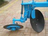 Arado de poca potencia unidireccional del disco