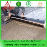 自己接着屋根ふきの防水膜