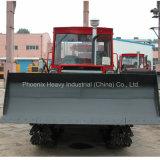70HP Yto Crawler Tractor met Dozer Blade (CA702)
