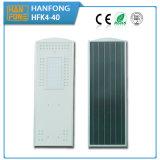 40W ha integrato tutti in un indicatore luminoso di via solare del LED