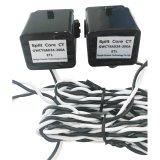 1A 5A L Transformateur de courant à noyau divisé pour le compteur de surveillance