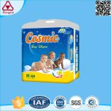 Couches-culottes remplaçables de bébé d'absorption de couches élevées de bébé