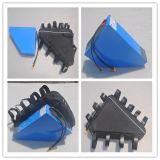 batterie rechargeable d'Ebike de batterie d'alimentation par batterie de bloc d'alimentation de batterie Li-ion de batterie au lithium de triangle du pack batterie 14s7p 13s8p 10s9p de la triangle 36V/48V/52V