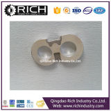 La parte d'ottone/rapidamente del morsetto della parte del morsetto di Tightener della fune metallica preme