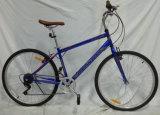 Частота вращения коленчатого вала с несколькими города велосипед моды гибридный Велосипед (FP-MTB-ST050)
