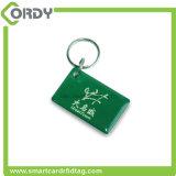Impression CMJN personnalisée 13.56MHz NTAG213 NFC étiquette epoxy intelligente