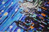 Mosaik-Kunst-Entwurfs-Mosaik-Entwurfs-Abbildung (HMP817)
