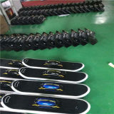 Manufactural ein Rad-elektrisches Skateboard mit LED u. Bluetooth