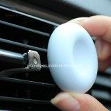 Round Ceramic Parfum Car Air Outlet Air Freshener (AM-81)