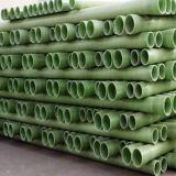 Pipe du plastique renforcé par fibre de verre FRP GRP