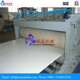 Maschinen für die Herstellung der Plastikverschalung für Beton