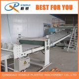 PVC 플라스틱 장 압출기 장비