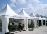 Водоустойчивый напольный шатер Pagoda шатра случая партии для сбывания