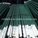 Le métal résistant bon marché en gros direct d'usine a clouté le poteau de 8FT T