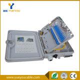 12 Fibras Caja Terminal SC/APC Adaptor FTTH Caja de Distribucion IP65 para Poste