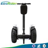 2 individu électrique de char du scooter 1266wh 72V 4000W de mobilité de roues équilibrant le scooter électrique