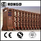 高品質のニースの見る工場引き込み式のゲート