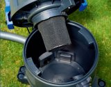 nettoyeur en plastique d'étang d'aspirateur de la poussière de l'eau de réservoir de 310-35L 1200-1400W avec ou sans le plot