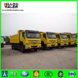 Caminhão basculante HOWO para carga padrão da estrada