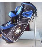 Мешки гольфа новой конструкции черные стоящие