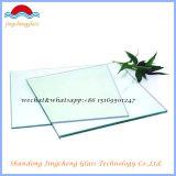 het Duidelijke vlak Opgepoetste Aangemaakte Glas van 319mm