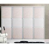 Aluminiumprofil, das Garderoben-Tür (ZH-5018, schiebt)