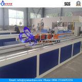 Im Freien WPC Plattformpanel-und Pergola-Profil, das Maschine/Extruder-Maschine herstellt