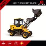 cargadora de ruedas Mini tractores de buena calidad con cargadora frontal