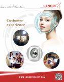 Analizador facial portable de la humedad de la piel de Digitaces de la máquina de la prueba para el tratamiento de la piel del salón