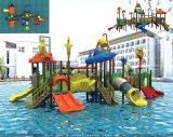 Matériel de luxe interactif multifonctionnel de stationnement de l'eau d'amusement