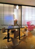 Матированное стекло приложения ливня экрана комнаты ливня раздвижной двери Frameless