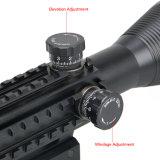 Los ámbitos de rifle militar para la caza para el rodaje de Cl1-0344 táctico